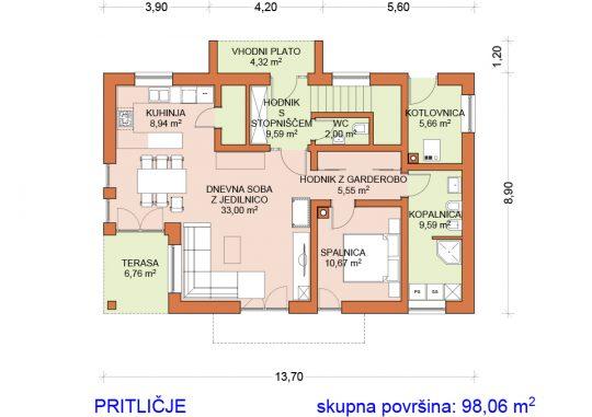03_S110_tloris_pritlicja